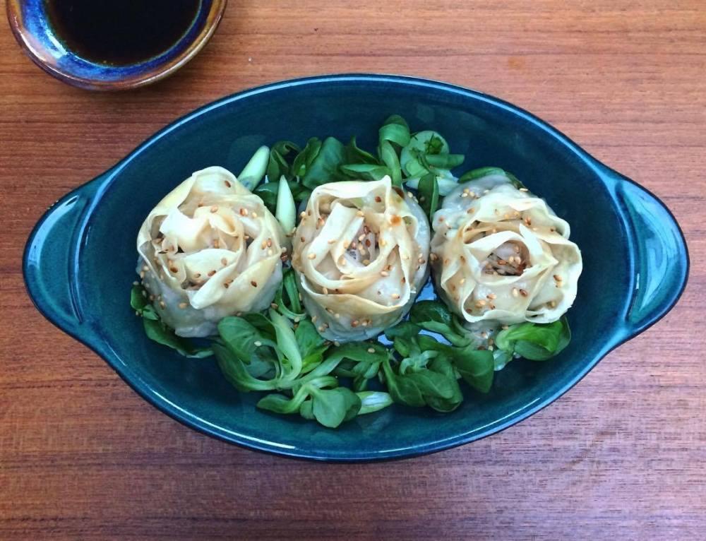 gyoza roses 4